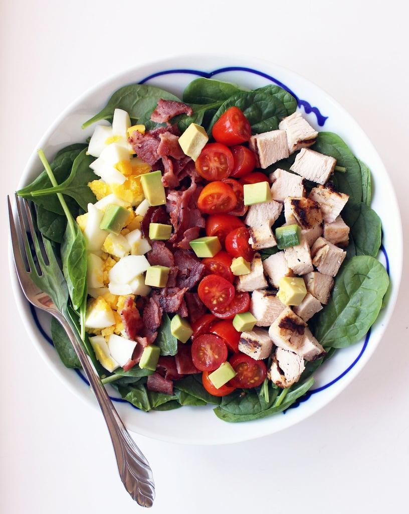 Healthy Cobb Salad