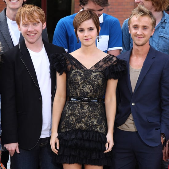 Emma Watson at Harry Potter and the Deathly Hallows 2 Photocall in London 2011-07-06 15:42:59