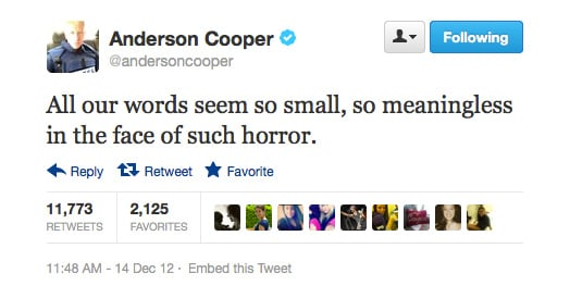 Well said, Anderson.