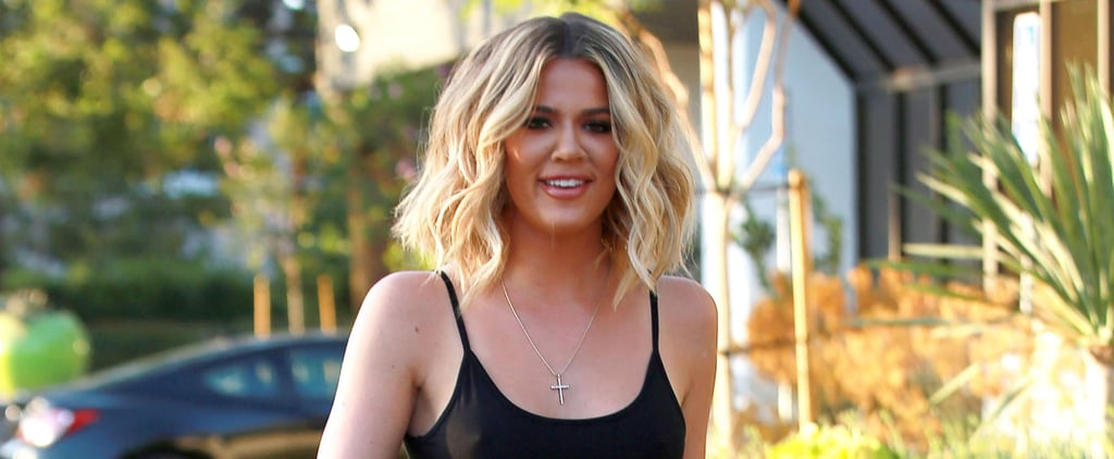 Khloé Kardashian Looks Gorgeous While Stepping Out in LA After Lamar Odom Drama