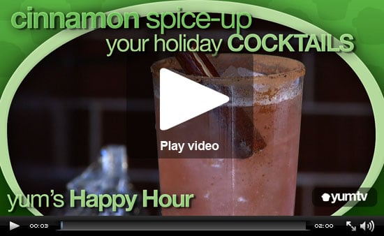 Learn the Recipe For Rockwell VT's Rockwell Holiday Tonic