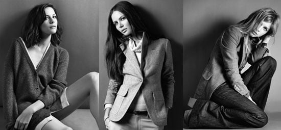 Celebrities and models in Fall Gap Ad Campaign