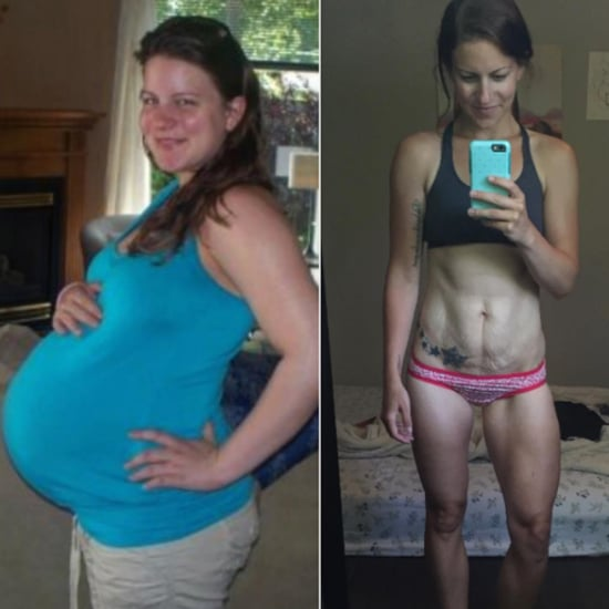 Mom's Body Transformation Using Bikini Body Guide