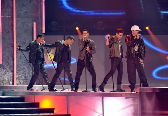 New Kids on the Block and Backstreet Boys Perform at the AMAs Video