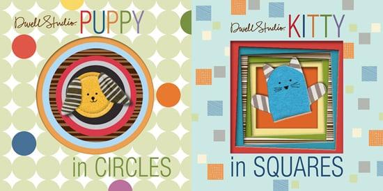 DwellStudio Finger Puppet Books