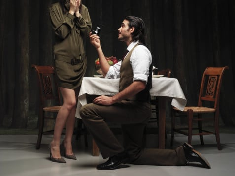 Come Party With Me: Engagement Party - Menu (Part 3)
