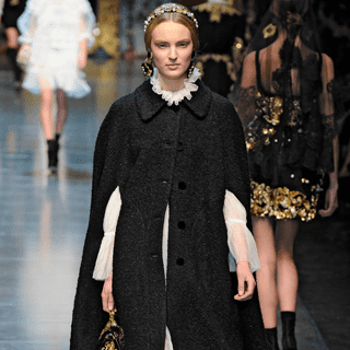 Milan Fashion Week Trend Report: Opulence