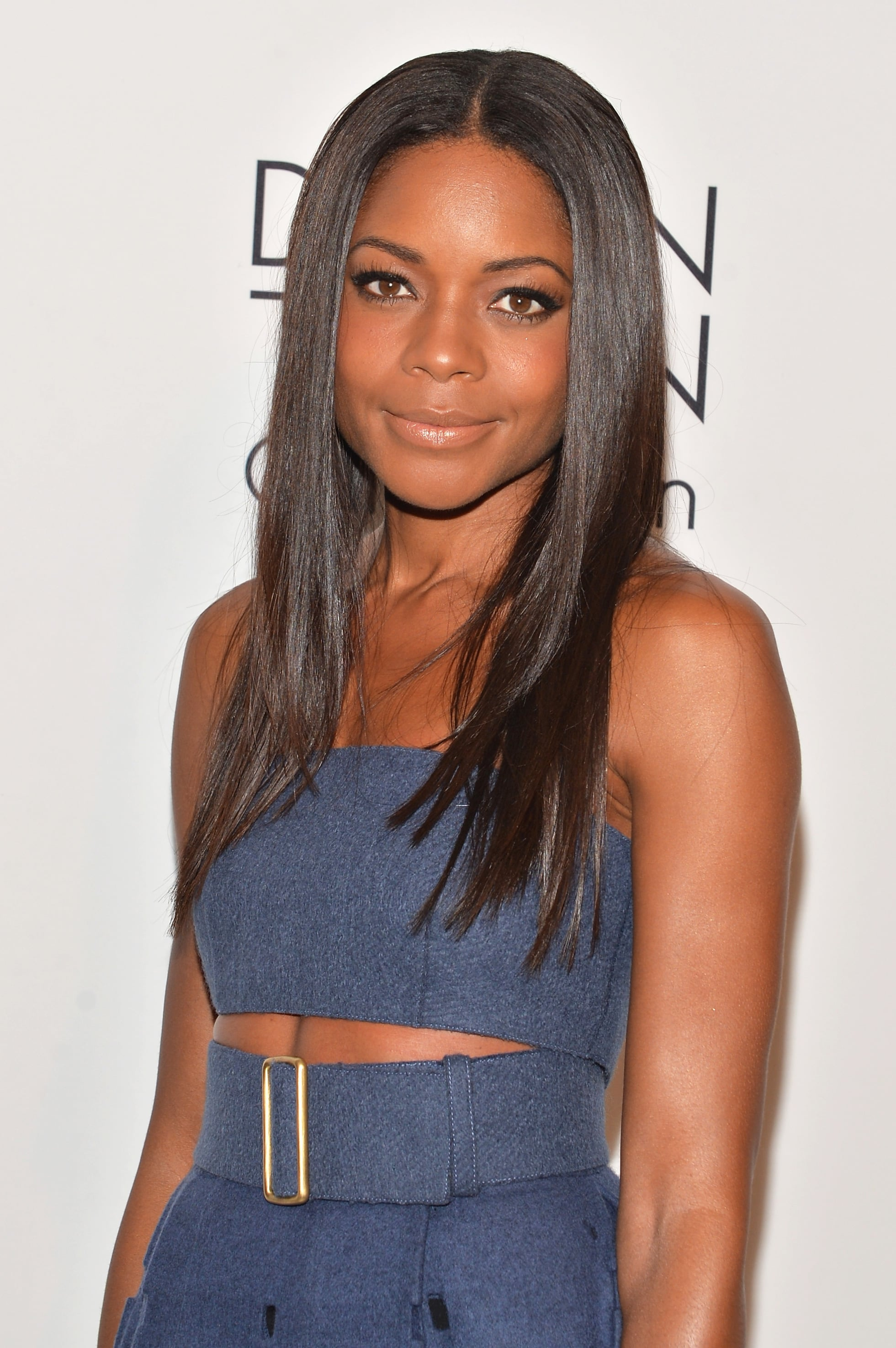 Naomie Harris at the Calvin Klein Collection Post Show Event.
