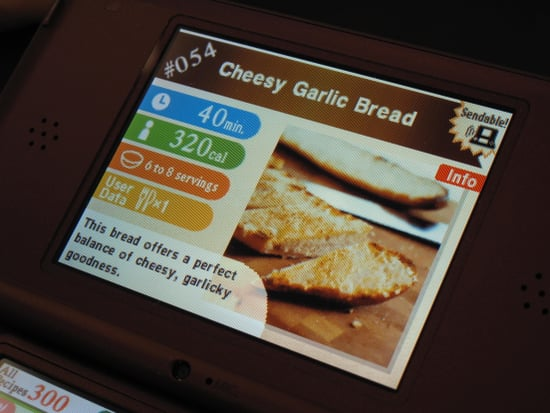 America's Test Kitchen Let's Get Cooking Title for Nintendo DSi XL