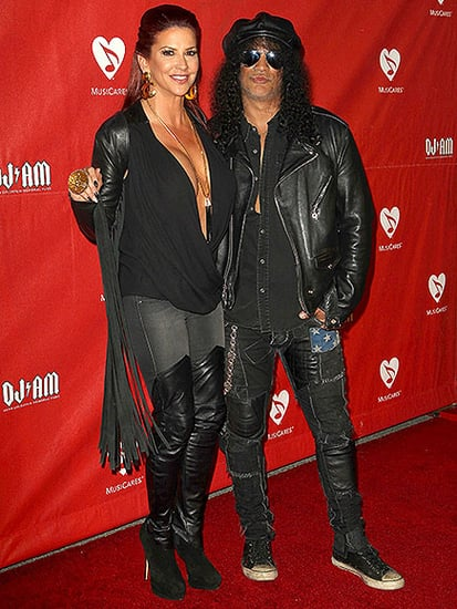 Slash Files for Divorce: Report