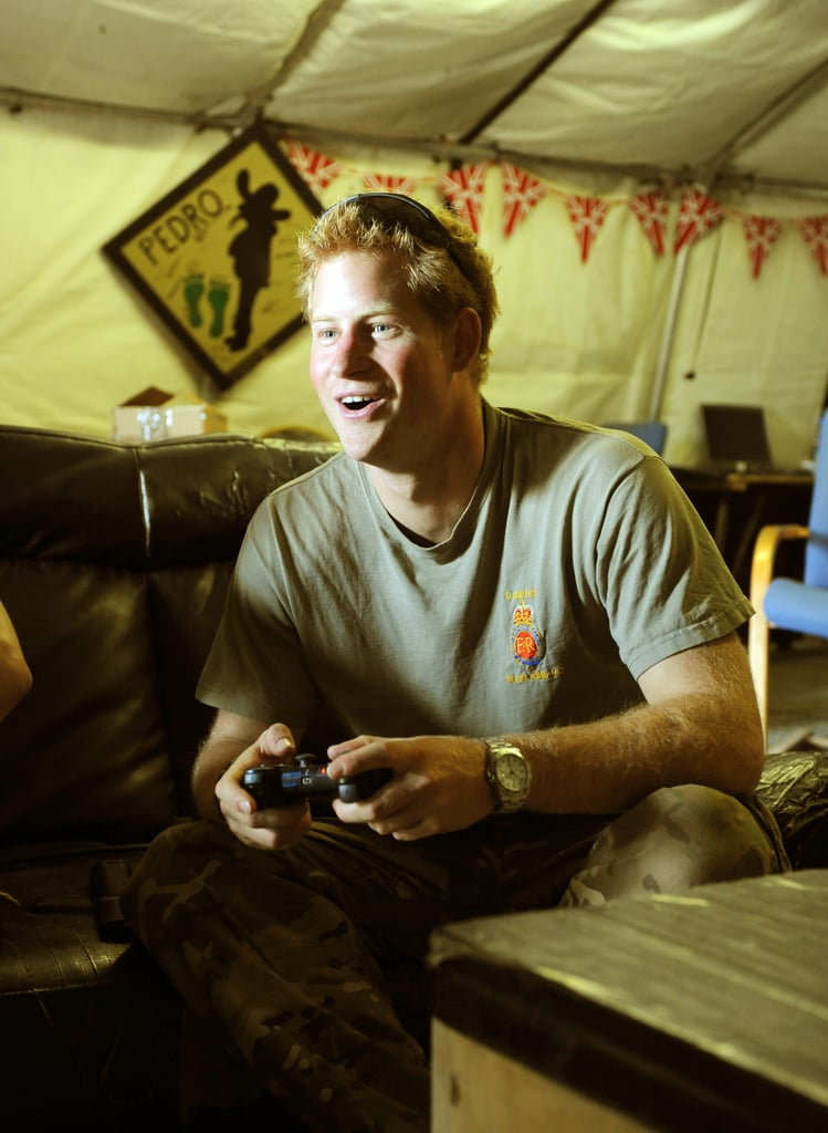 """Prince Harry Heads Home From War and Talks Nude Photos —""""I Let My Family Down"""""""