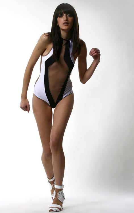 Denise Marchebout Spring 09 Swimwear