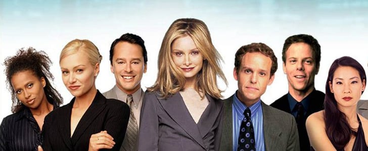 Ally McBeal: Sure there was criticism — those skirts were awfully short for a law firm — but no team shaped late '90s workwear like the associates at Cage and Fish.   Wheel of Fortune: We'd like to solve the puzzle: Vanna White's sparkly dresses.  The City: The show that introduced us to Olivia Palermo brought us into the offices of Elle and Diane von Furstenberg's Meatpacking showroom.  Game of Thrones: That fur! Those jewels! Those braids! We'd risk Winter's chill for a Westeros wardrobe.   Source: Fox