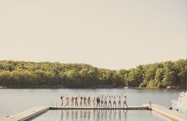 Lakeside Group Shot