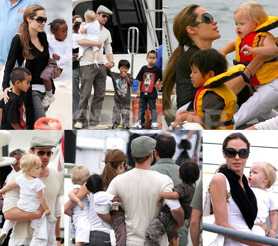 Ahoy There, Jolie-Pitts! You're Amazingly Cute!