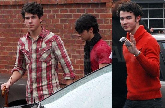 Photos of the Jonas Brothers in Nashville
