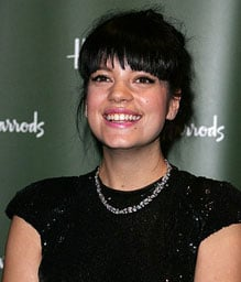 Lily Allen Suffers a Miscarriage 2008-01-17 16:27:58