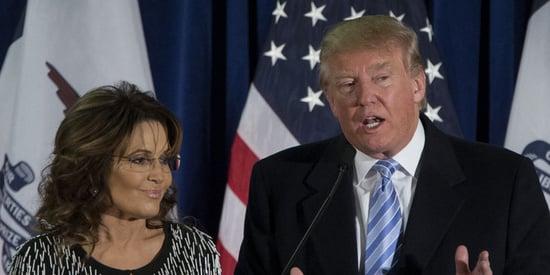 Donald Trump's Alaska Campaign Team Includes Convicted Felon