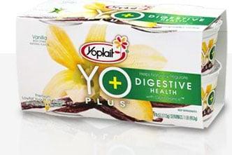 Food Review: Yo-Plus Digestive Health by Yoplait