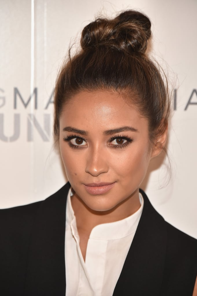 Shay Mitchell at BCBG Max Azria