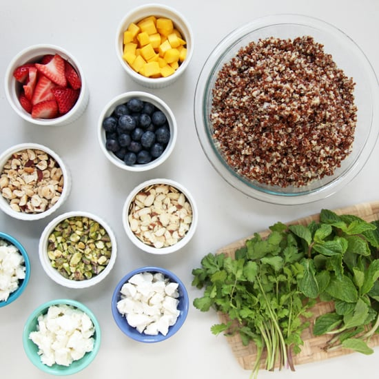 How to Make a Really Good Quinoa Salad