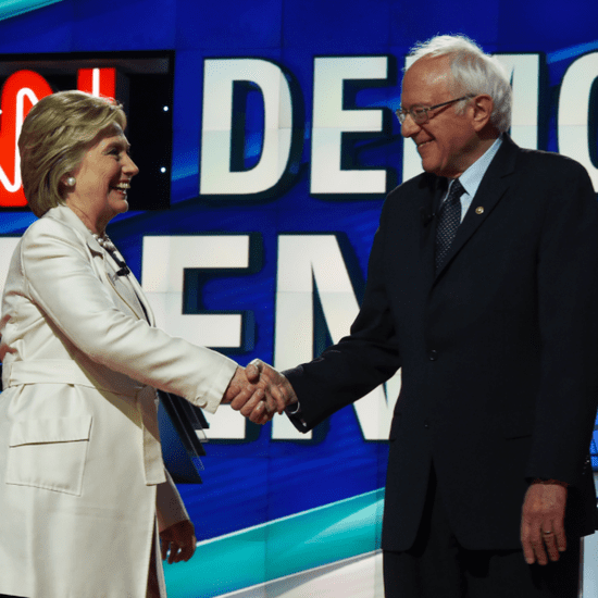 Will Bernie Sanders Run With Hillary Clinton?