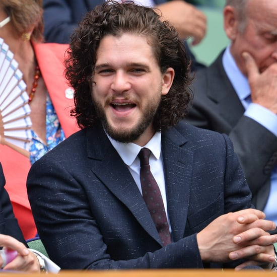 Kit Harington at Wimbledon 2015 | Pictures
