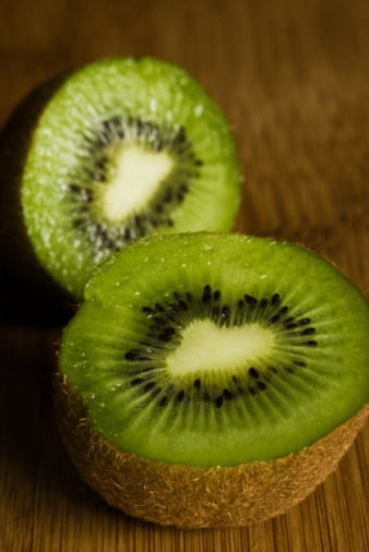 Nutritional Information on Kiwi Fruits