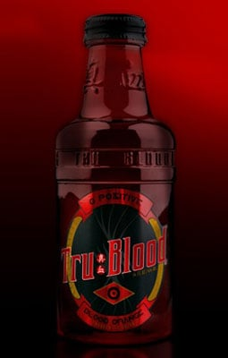 Would You Drink This True Blood Beverage?