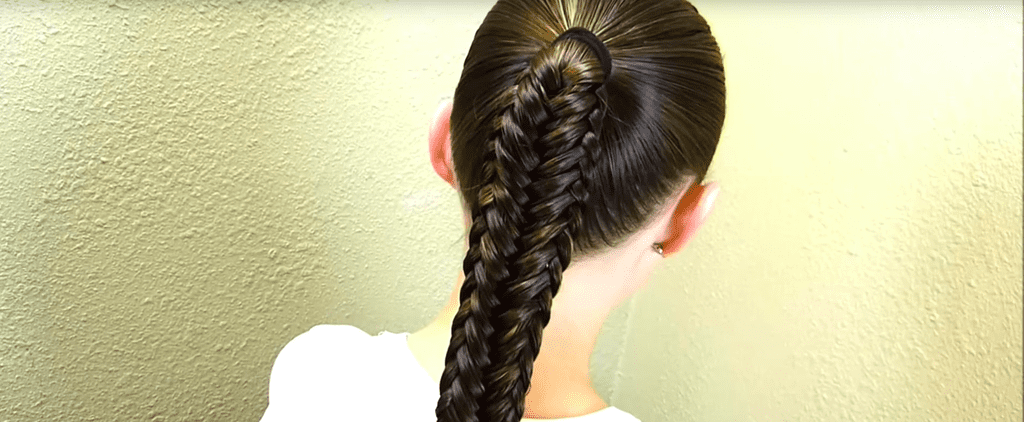This Easy Upgrade Will Take Your Fishtail Braid to the Next Level