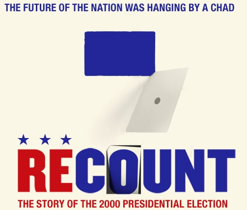 Who Wants to Watch HBO's Recount With Me?