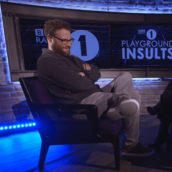 Seth Rogen and Chloe Grace Moretz Playground Insults Video