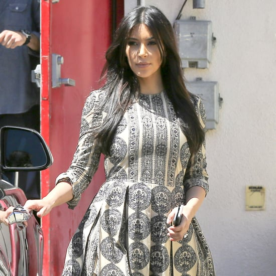 Kim Kardashian Out in LA After Honeymoon