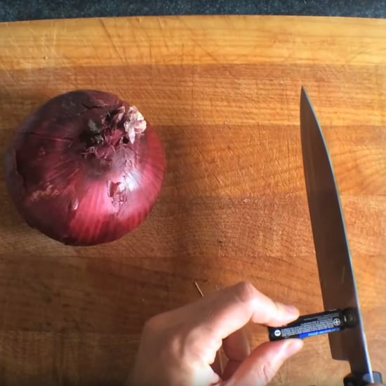 The Funniest Way to Chop an Onion