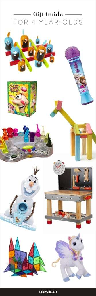 Gift Guide: Best Gifts For 4-Year-Olds