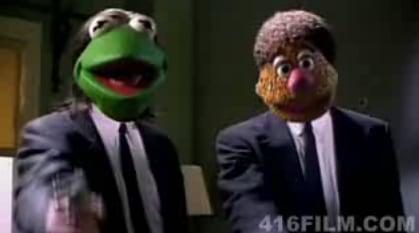 Pulp Muppets