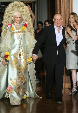 Investors Potentially to Revive Christian Lacroix
