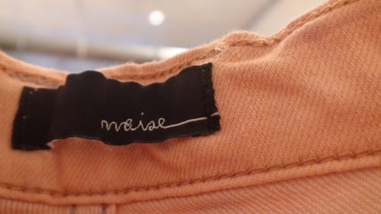 In The Showroom: Maise Spring 2009