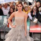 Harry Potter and the Deathly Hallows Part 2 London Premiere [Video] 2011-07-07 15:13:00