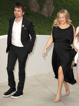 Kate Hudson and Matthew Bellamy Name Son Bingham Hawn Bellamy