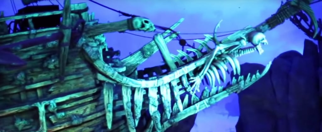 Shanghai Disneyland's Pirates of the Caribbean Ride Is Unlike Anything We've Ever Seen Before