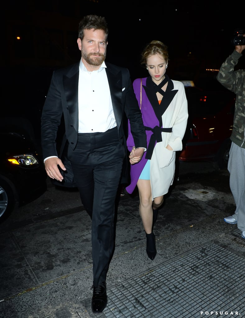 Bradley Cooper Makes the Met Gala Afterparty Rounds With Suki