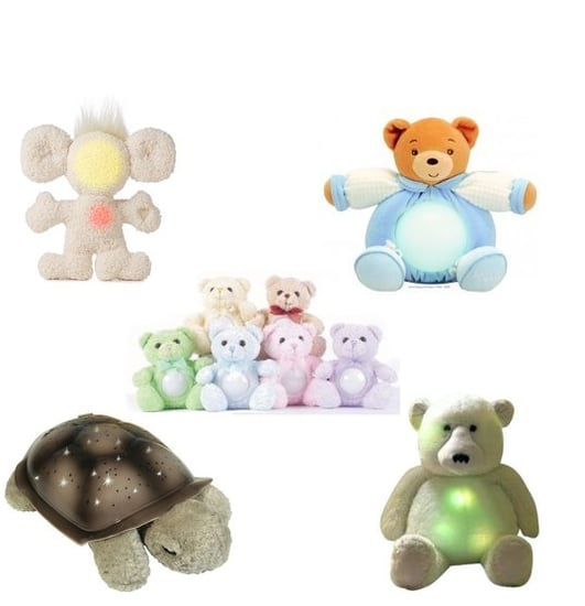 Plush Night Lights For Kids