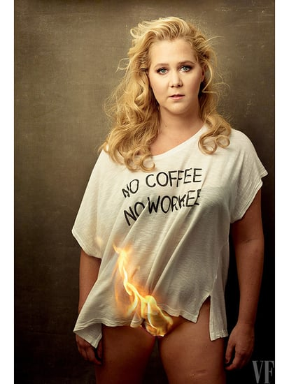 Amy Schumer on Her Pantsless, 'Fire Crotch' Shoot for Vanity Fair: 'It Was One of the Most Meaningful Moments of My Life'