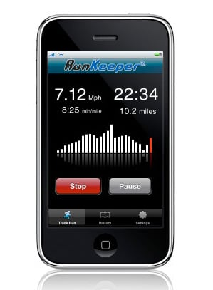 RunKeeper: The Next Best Thing to Nike+ iPod Sports Kit