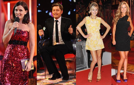 Pictures of Ultimate Big Brother Final Which Brian Dowling Won, Nikki Grahame Came Second, Chantelle Houghton Came Third