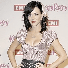 Katy Perry and Her Modern Pinup Retro-Inspired Clothes
