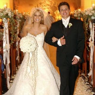 Jessica Simpson and Nick Lachey's Wedding Video