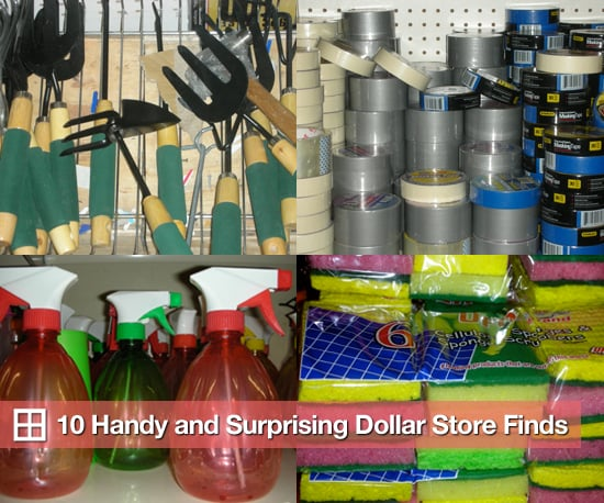 10 Handy and Surprising Dollar Store Finds