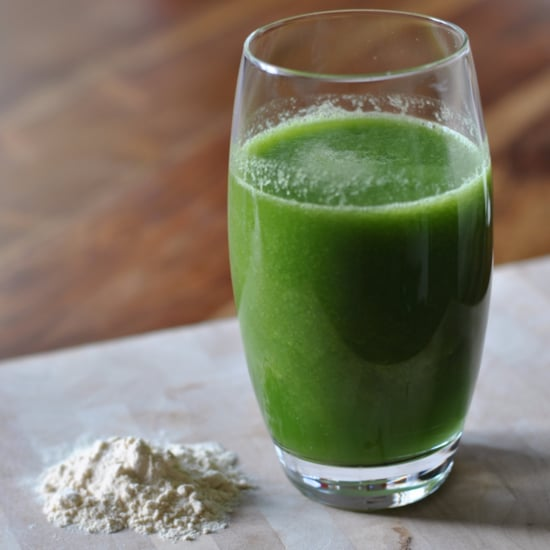 Make Your Green Juice a Protein Powerhouse by Adding This Vegan Ingredient
